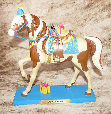 TRAIL OF PAINTED PONIES Party Animal Low 1E/0317~Prancing, Parading, Presents~