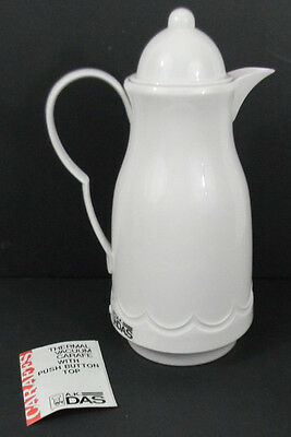AK Das Thermal Vacuum Carafe with Push Button Top Hot Cold Coffee Tea Server