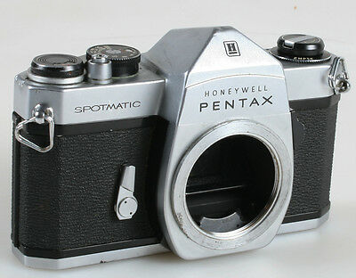Pentax Spotmatic M42 Screw Mount