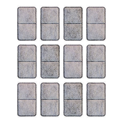 Filters for Petmate Fresh Flow Pet Fountains, Pack of 12
