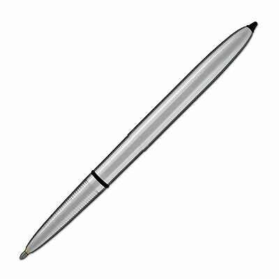 Fisher Space Pen - Bullet Ballpoint Pen with Hard Stylus - Chrome NEW 400-S