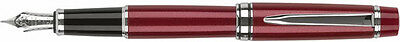 Pilot Stargazer Ruby Red Medium Point Fountain Pen