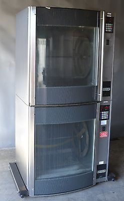 Used Hobart Double Stacked Rotisserie Oven Free Shipping!