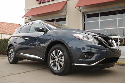 2015 Nissan Murano SL Sport Utility 4-Door 2015 Nissan Murano SL AWD, 1-Owner, Navigation, Leather, More!