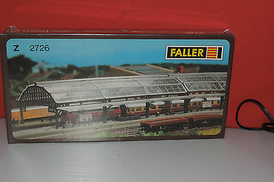 RF 08 Z Scale Faller 2726 platform roofing / NIB / not build