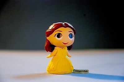 Disney Beauty and the Beast Mystery Minis Vinyl Figures Belle Yellow