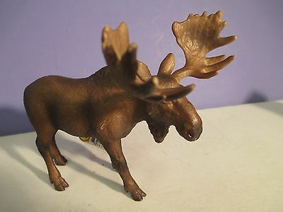 Schleich MOOSE with tag