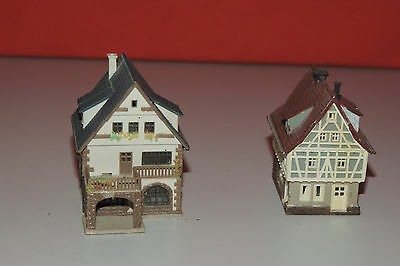 RF 09 Z Scale Vollmer Town buildings
