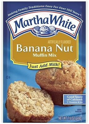 Martha White Banana Nut Muffin Mix