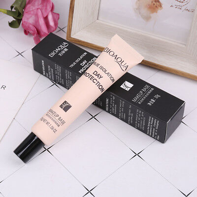 Makeup Primer Day Foundation Make Up Base Brighten Skin Pre Cream Cover Cosmetic