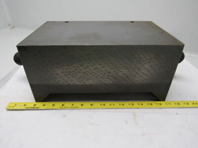 "Cast Iron Machined Surface Plate Riser Block 9"" x 14-1/4"""