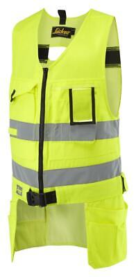 Snickers 4233 High-Vis Toolvest, Class 2 Yellow