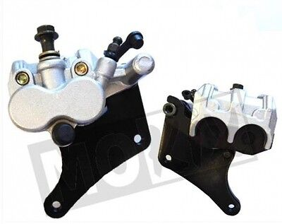 Brake Caliper Complete for Kymco Grand Dink 50 - 150 Scooter