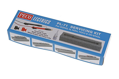 Peco PL-71 Servicing Kit for Locomotives - All Gauges