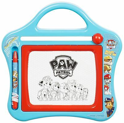 Paw Patrol Marshall Chase Rubble Children Kids Magnetic Scribbler (Small)