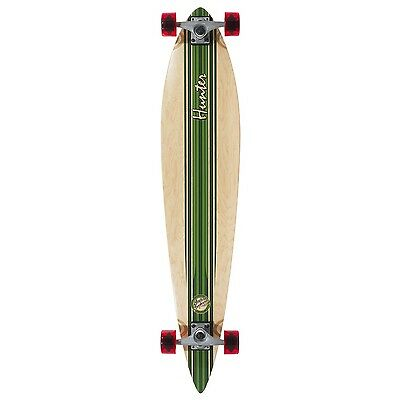 Mindless Hunter III Complete Longboard - Green