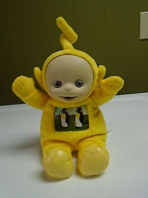 "Teletubbies 10"" Plush Laa laa"