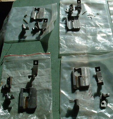 SINGER 133 K 8  4 SETS 4 SZS  ROPING/WELTING FEET ATTACHMENTS by PAMCO FREE SHIP
