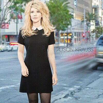 ALISON KRAUSS WINDY CITY PRESALE NEW ALBUM VINYL LP OUT 3rd MARCH
