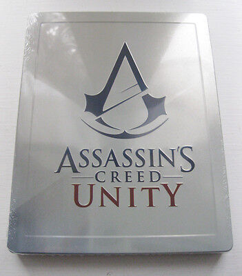 Assassin's Creed Unity Steelbook - G2 Canada Exclusive Limited Edition ohne Game