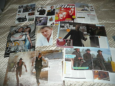 DANIEL  CRAIG  approx 40  pictures and articles