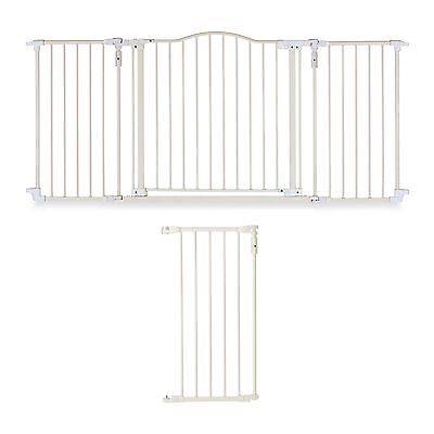 Open Box North States 15-Inch Bronze Extension Piece for Deluxe Decor Gate