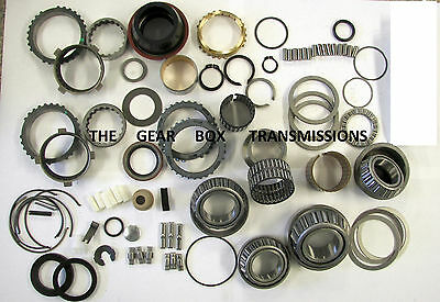 T5 World Class MASTER Rebuild Kit T-5 Ford GM Mustang