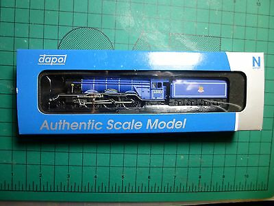 Dapol 2S-011-003 A3 Flying Scotsman 60103 Br Express Blue Early Crest New