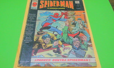 Spiderman Mundi Comics (Vertice) Vol. 3    Num. 25  1979   Buen Estado.