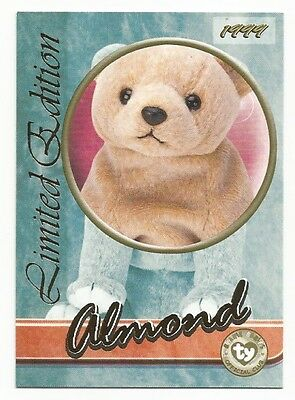 Series 3 Ty Card Limited Edition Almond