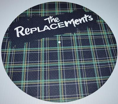 THE REPLACEMENTS Rare US Promo Turntable Slip Mat Rhino Records