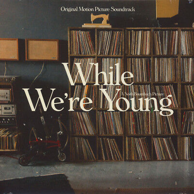V.A. - OST While We're Young (Vinyl LP - 2015 - US - Original)