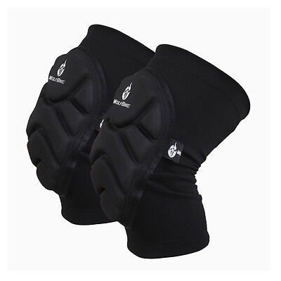 WOLFBIKE Skiing Goalkeeper Soccer Football Knee Pads Protect Cycling Protector