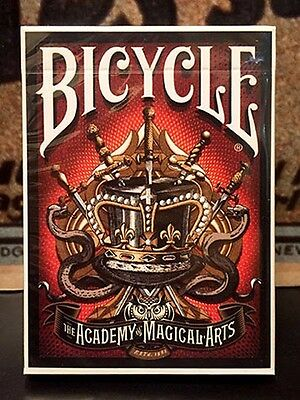 Academy Of Magical Arts Playing Cards MAGIC CASTLE New Sealed Deck