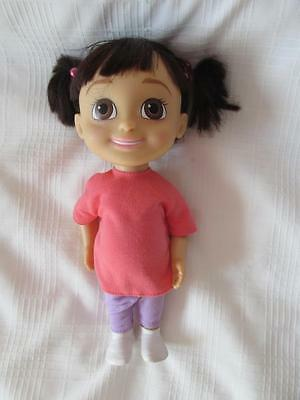 Monsters Inc 2003 Boo Peek-A-Boo Talking Singing Babbling Doll Disney