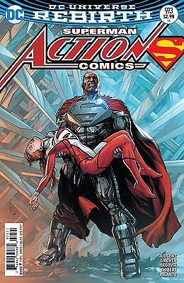 ACTION COMICS #973, VARIANT, New, First print, DC REBIRTH (2017)