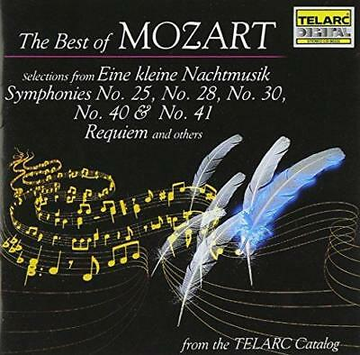 The Best Of Mozart - Various (NEW CD)