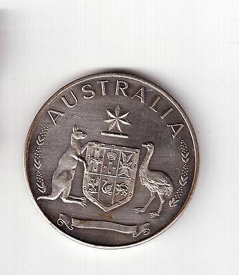 1972 OPERA HOUSE commemorative MEDAL 40MM