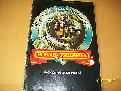 Large Hornby Railway Catalouge 26 Th Edition