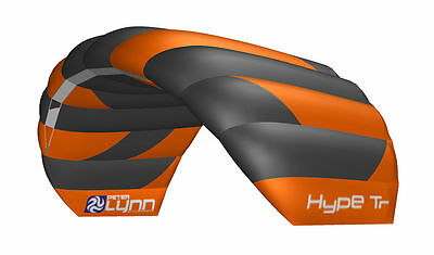 Peter Lynn Hype Trainer - 2-line powerkite with control bar 2017