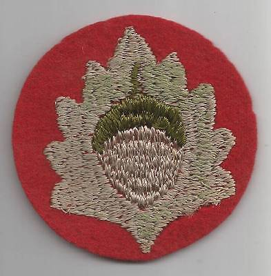 WW 1 US Army 87th Division Artillery Patch Inv# 1239