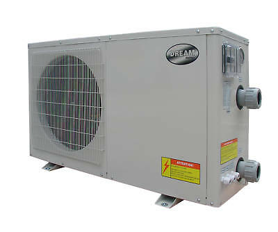New Swimming Pool Air Source Heat Pump Heater 12.5Kw Rrp £2199
