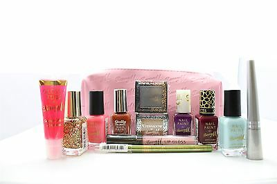 Barry M - Make up Bag Gift Set - Assorted Contents 2016