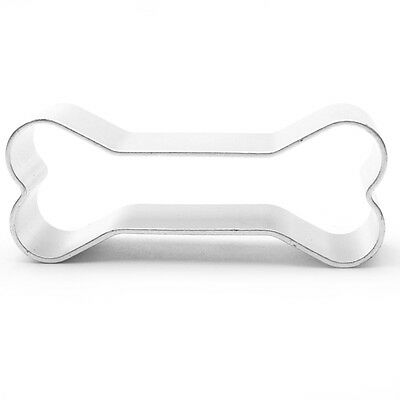 Bone Square Shaped Cookie Cutter Bake Cook Baking Home Bakery Dog Animal