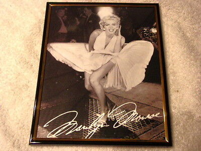 Marilyn Monroe 8X10 Framed Picture #3