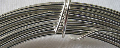 Silver Plated Wire - Various Gauges