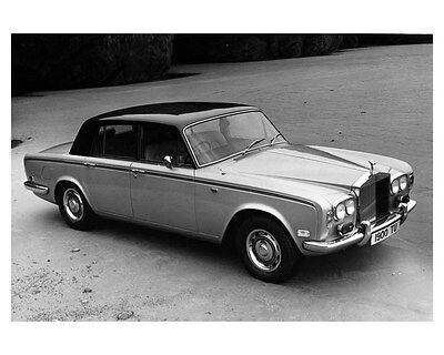 1976 Rolls Royce Silver Shadow ORIGINAL Factory Photo ouc1445