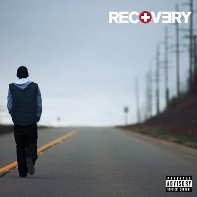 Eminem - Recovery NEW LP