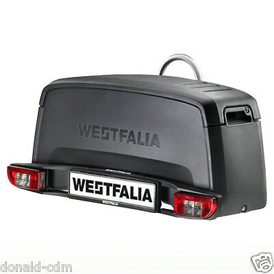 Perportabici From Towbar Westfalia,bauletto Di Transport Per Car Bicycle Rack