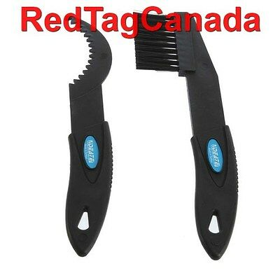 Outdoor Sport Bicycle Cycling Bike Chain Cleaning clean Brush Tool Set Kit CANAD